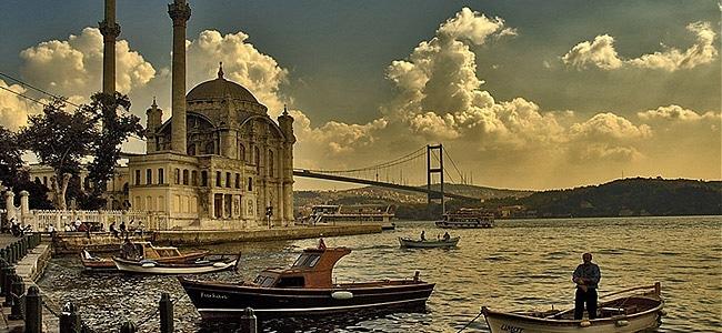 Il centro storico di Istanbul