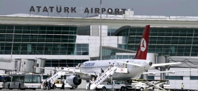 Aeroporto Ataturk di Istanbul