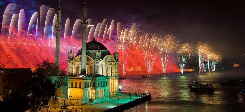 Capodanno 2022 a Istanbul