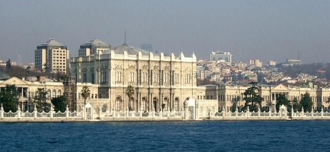 Palazzo di Dolmabahçe